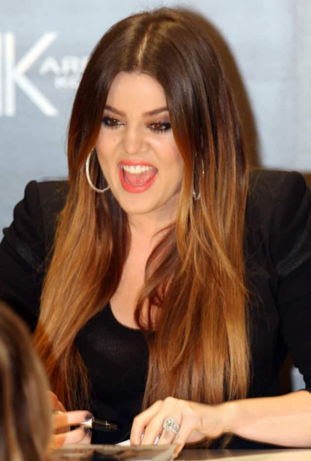 Khloe Kardashian will be at Bookends in Ridgewood in November.