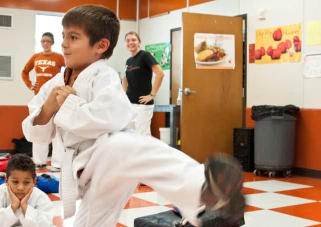 Kids Taekwondo is coming to the Ridgewood Y.