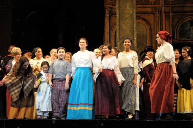 Verismo Opera Children's Chorus.