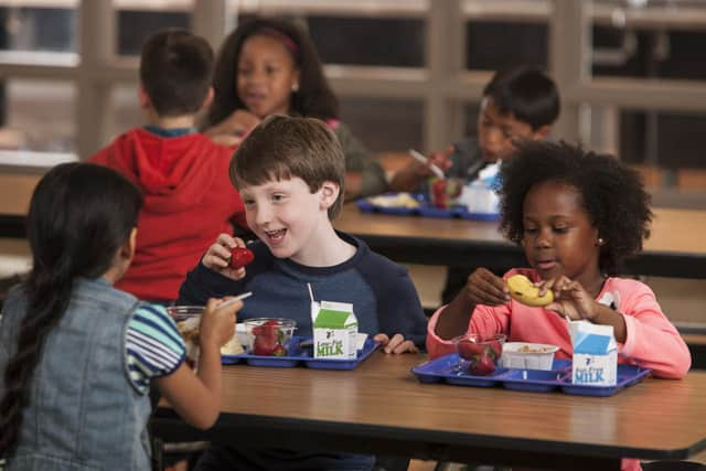 The Garfield School District has implemented an online payment system for school lunches.