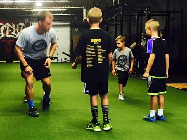 A kids speed and agility program, coached by FASST staff, will be held in Lyndhurst this summer.