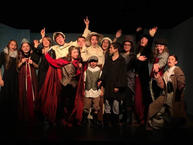 The Children's Shakespeare Theatre will offer its Winter Festival at the Nyack Center on Jan. 9.