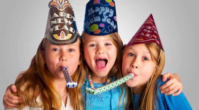 There will be a New Year's Eve countdown for kids at the Ridgewood Library.