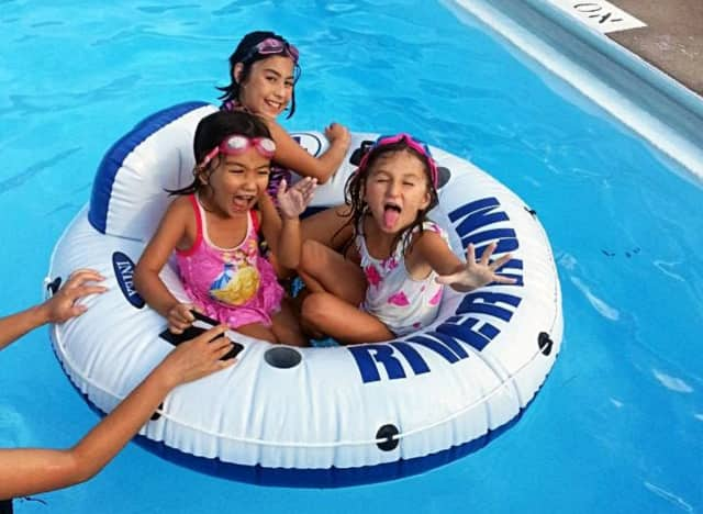 It's nearly swim season at the Oradell Swim Club.