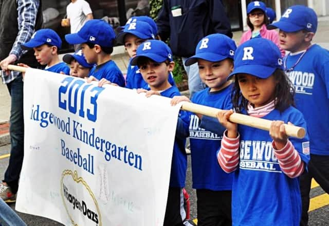 The Ridgewood Baseball & Softball Association is having its registration for the spring season.