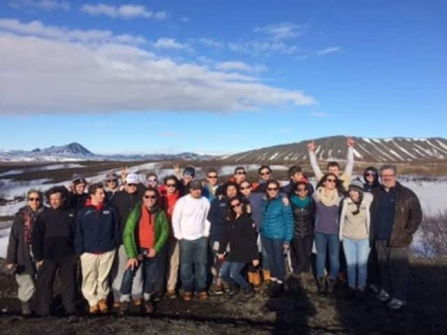 Students from the King Low Heywood Thomas School recently traveled to Iceland to participate in a global student summit that addressed renewal energy sources like solar and geothermal. The school was just honored for its environmental efforts.