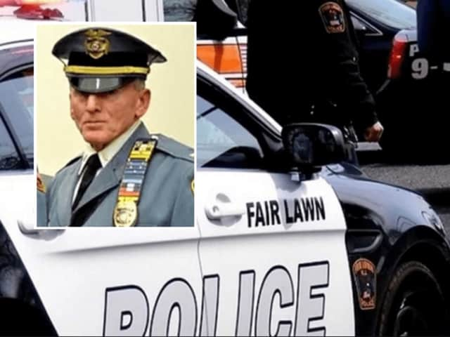 Fair Lawn Police Capt. Robert Kneer