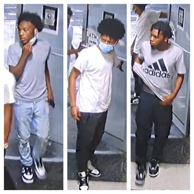 Know them? Bridgeport Police consider them dangerous and are looking to identify them.
