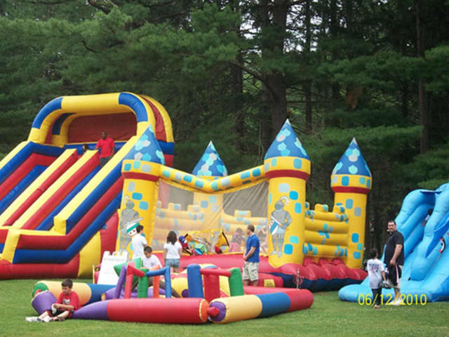 Children undergoing serious medical treatments will be treated to a day of fun at Kruckers Camp Grounds.