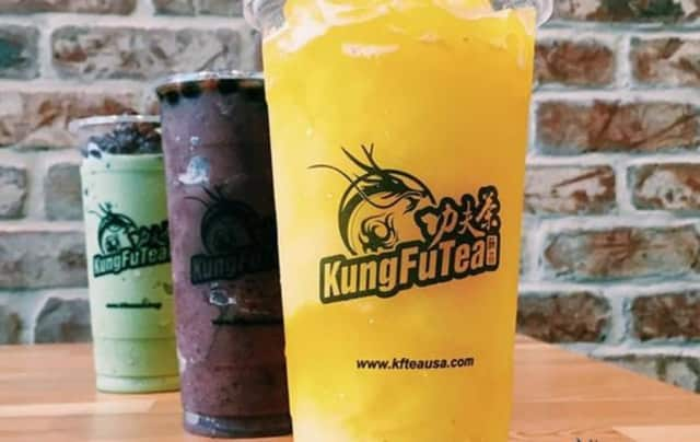Kung Fu Tea is coming to Fort Lee.
