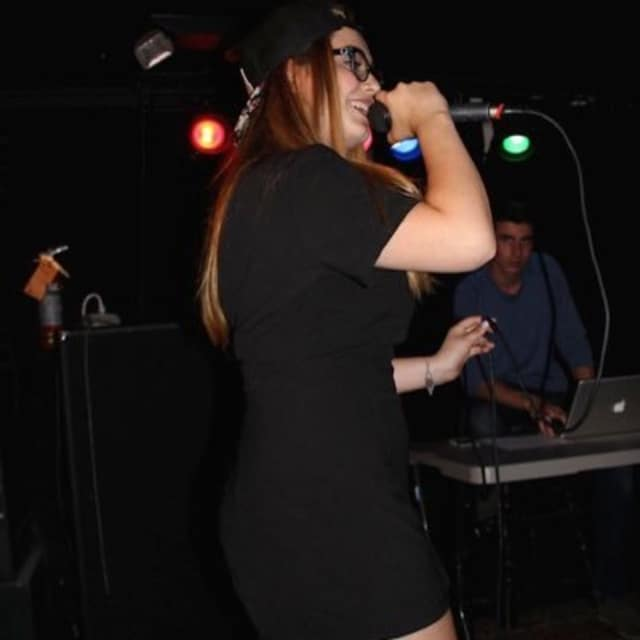 Rap artist Lily Massie of Bergen County will perform July 23 at Webster Hall in New York City.
