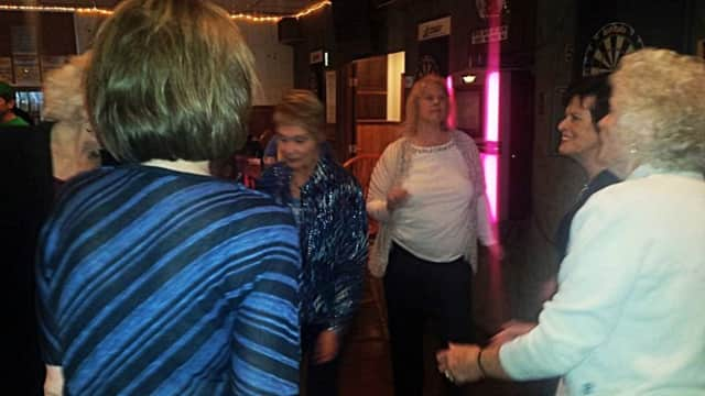 Dancing is nothing new at the West Milford Elks Lodge, which is host a free dance party on Feb. 19.
