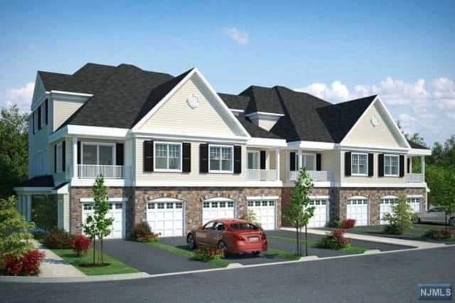 A rendering of the new Lakeland Village in Haskell, which includes eight affordable units.