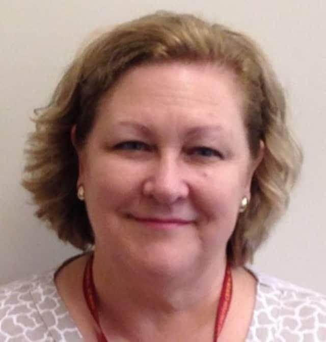 Arlington school board President Kelly Lappan.
