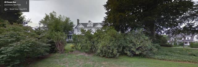 Development is on a break in Larchmont to protect older homes like this one on Ocean Avenue.