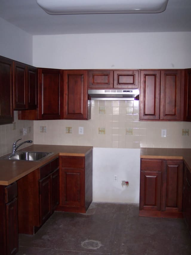 This Novus Equities apartment is located on Rosa Parks Boulevard.