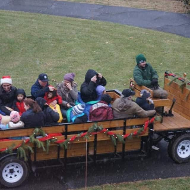 Holidays on the Hill  runs weekends through Dec. 18 at Lasdon Park, Arboretum and Veterans Memorial in Somers.