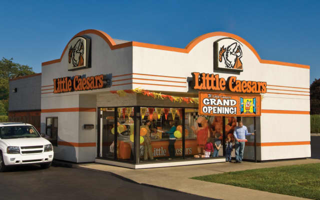 "Little Caesars has plans to add new ""hot and ready"" pizza franchises in Westchester, Rockland, Putnam and Dutchess counties as well as in northern New Jersey and Fairfield, Ct."