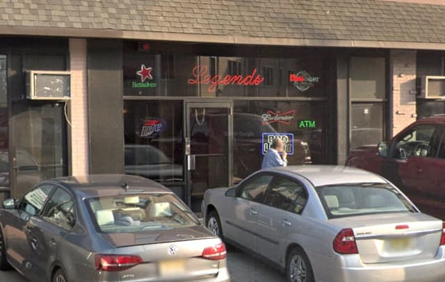 The bartender at Legends in Palisades Park told police he'd closed for the night when he found the body of a customer who'd overdosed in a storage room closet.