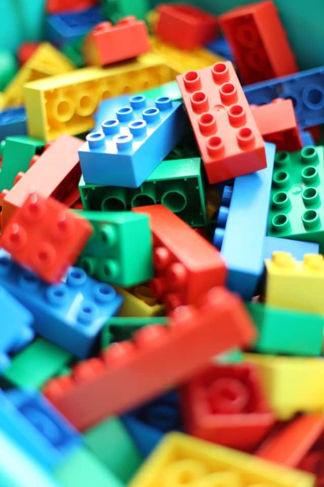 Legos and other projects will help kids enhance their problem-solving skills.