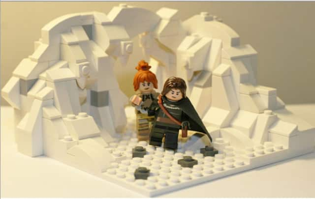 The Cyrenius H. Booth Library in Newtown is planning a Books and Legos program for children ages 5-8 on Thursday.