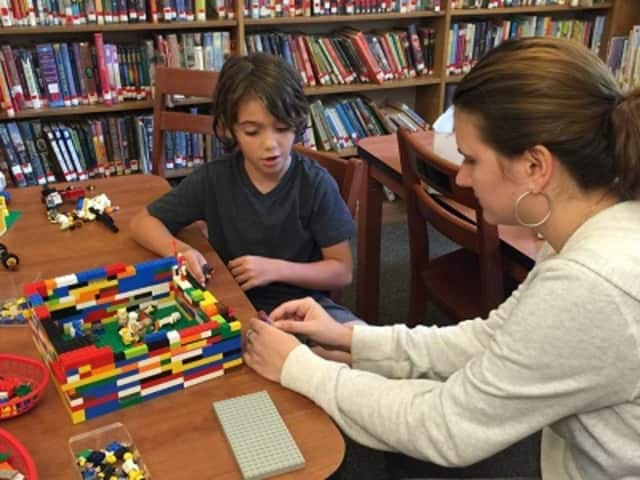 Come and create with interlocking bricks and other plastic dodads at the Starr Library's Legos Club in Rhinebeck this Wednesday.