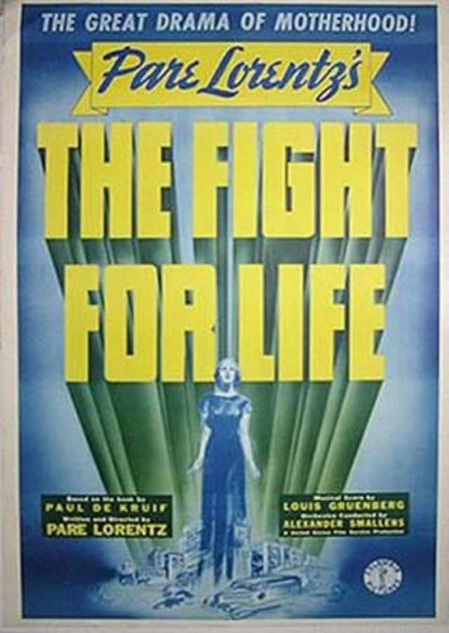 "According to the ""Day by Day"" Project at the Franklin D. Roosevelt Presidential Library and Museum in Hyde Park, on Jan. 31, 1939, documentary filmmaker Pare Lorentz screened his latest film ""The Fight For Life"" at the White House."