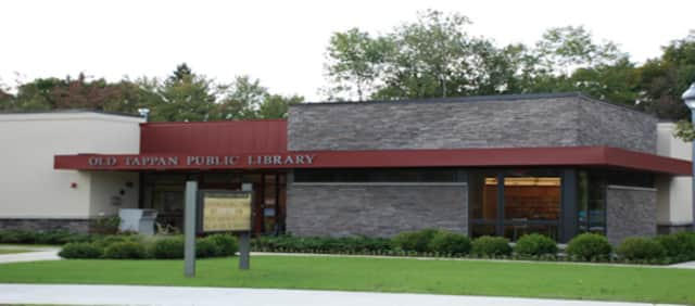 Learn about healthy eating at the Old Tappan Public Library on Oct. 8.