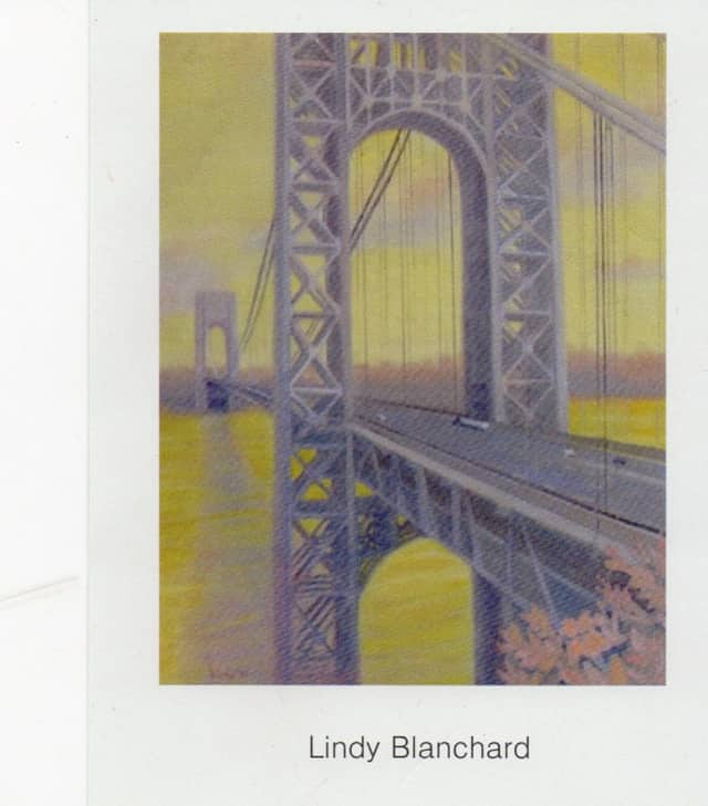 The art of Lindy Blanchard will be on disply at the Fort Lee library,