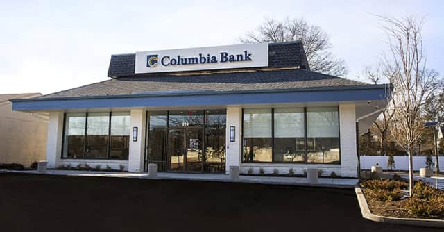Fair Law-based Columbia Bank is opening a new branch in Livingston.