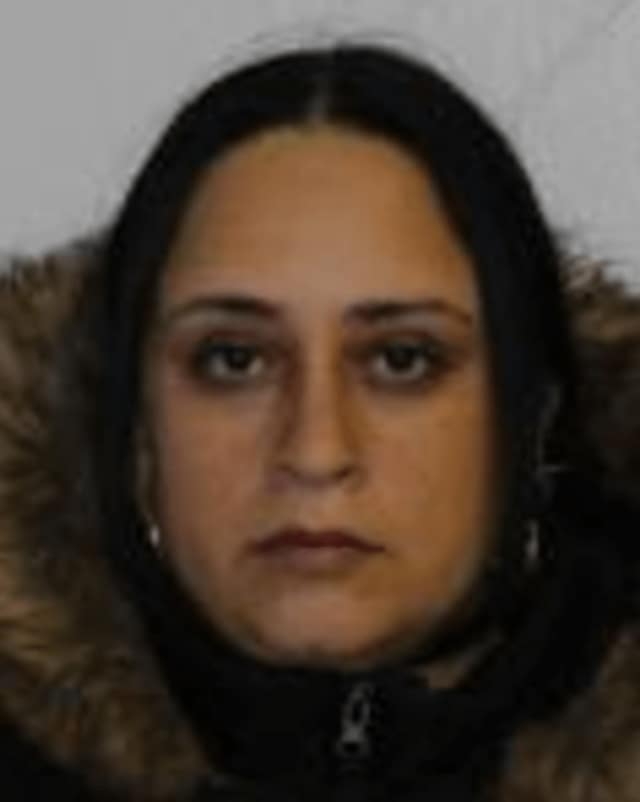 Newburgh resident Desiree Torres was arrested by state police.