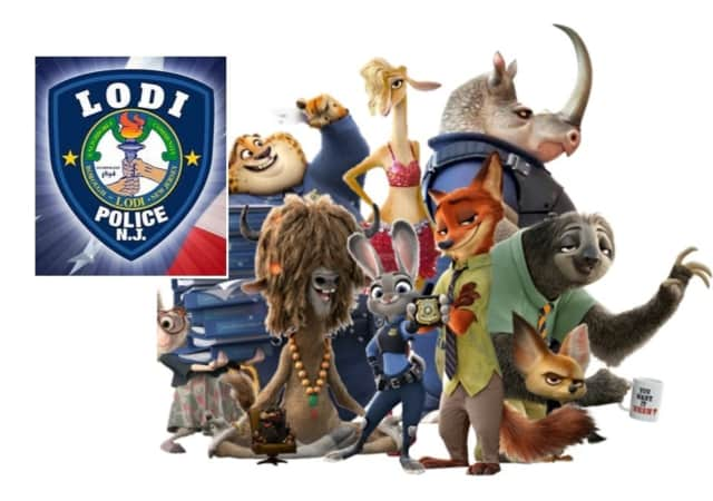 "Lodi's National Night Out starts at 5:30 p.m. Disney's ""Zootopia"" at 8:30."