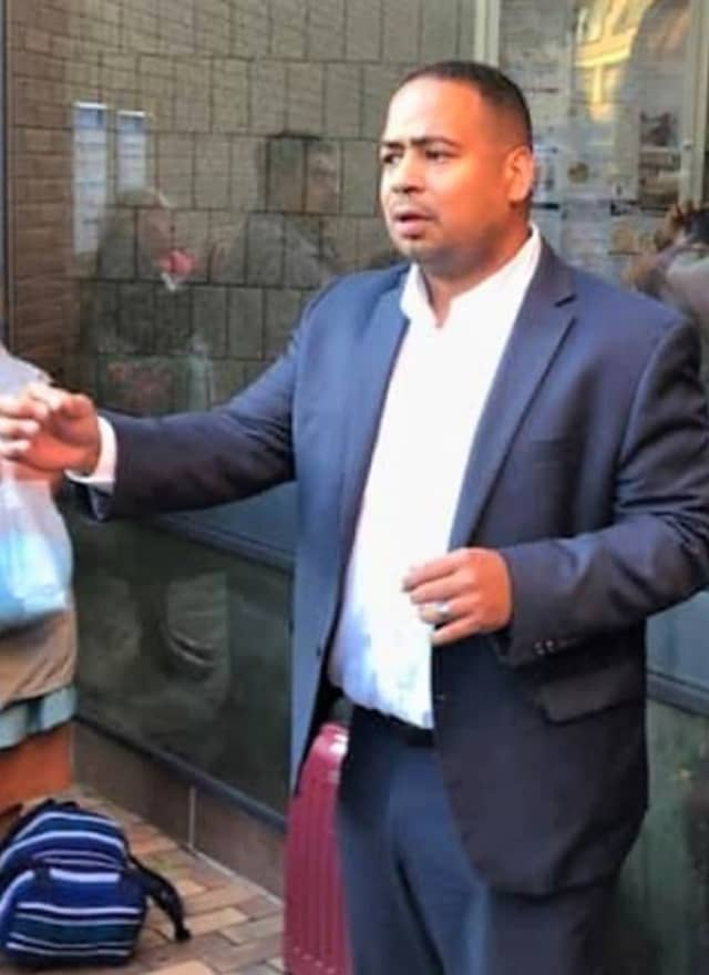 Passaic Mayor Hector C. Lora