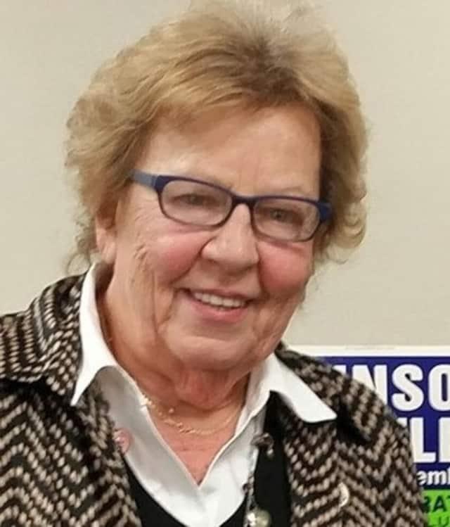 New Jersey State Sen. Loretta Weinberg