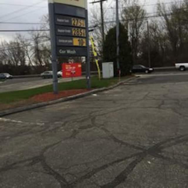 The Gulf station at 101 Newtown Road in Danbury sold a big winner in the lottery game. The gas station is located off Exit 8 of I-84 near Bethel and Brookfield.