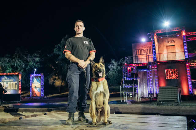 Kai, the Morris County police K-9 who recently won the A&E Series 'America's Top Dog,' is recovering after he was hit with a glass bottle and punched during an arrest in Dover, reports say.