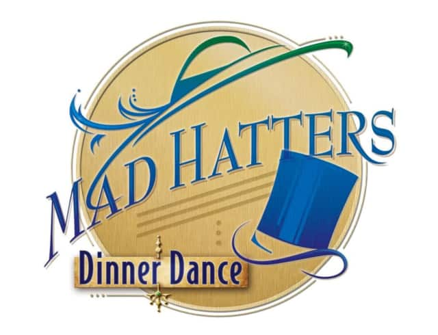 A Mad Hatters Dance to  to benefit the mission and ministry of St. John's Parish in Lewisboro and Endeavor Therapeutic Horsemanship will be held on Saturday, March 25.