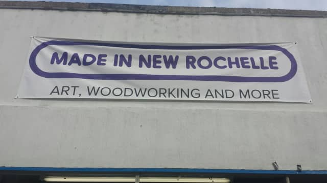 """Applications for classes and camp are being accepted at the newly opened """"Made In America"""" space next to the Habitat Restore in New Rochelle."""