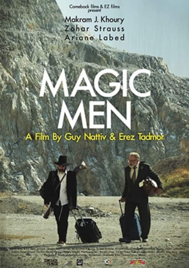 """Magic Men"" will be screened at Beth El Synagogue."