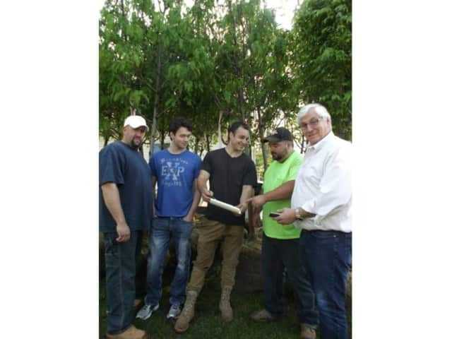 Mahwah is continuing a tree planting program.