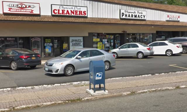 Three months ago, a resident told police two checks mailed from a postal box outside a Plymouth Park shopping center on Saddle River Road were endorsed by a stranger.