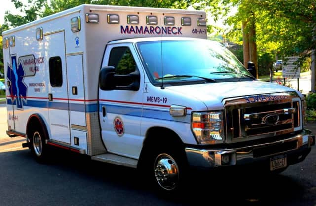 Mamaroneck EMS is raising funds to purchase a new ambulance.