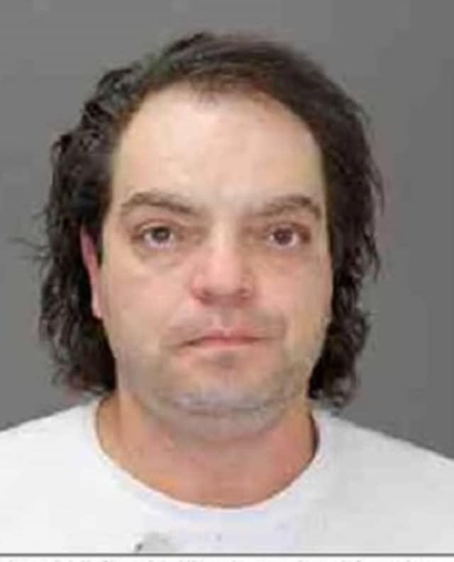 Nicola Mancino, 45, is wanted by Ramapo police on charges of driving while under the influence of drugs and alcohol.