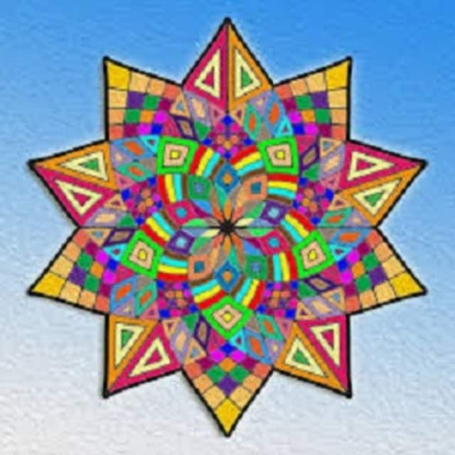Color in a few mandalas while you relax with soothing music at the Nyack Library on Thursdays in February.