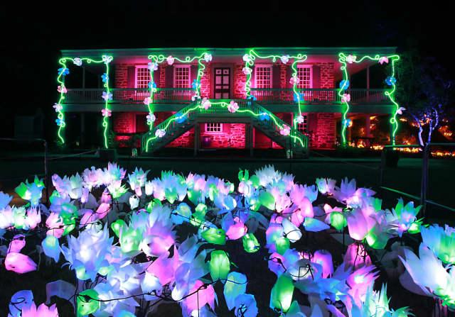 Due to popular demand, Lightscapes will continue its run at Van Cortlandt Manor through June 12.