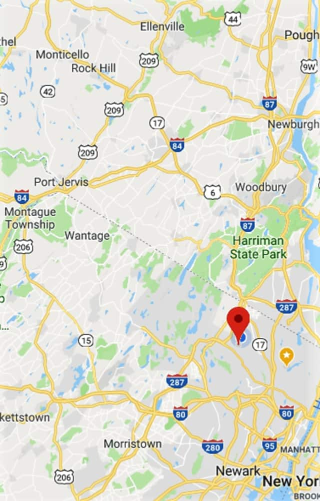 Police in Wyckoff, NJ said they stopped the car for several violations, including defective lights, and found the heroin and prop gun along with three digital scales and five cellphones.