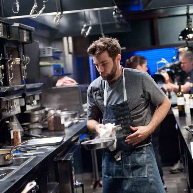 Chef Marcel Vigneron turns 36 on Tuesday.