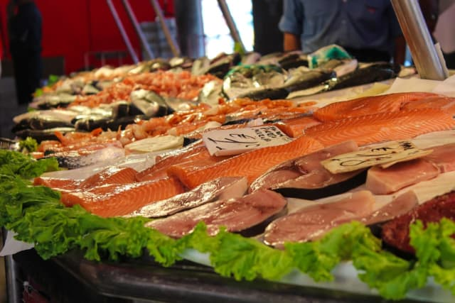 A new fish market opened in Fairfield.