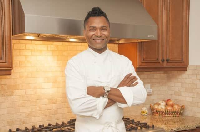 Chef Marlon Alexander.
