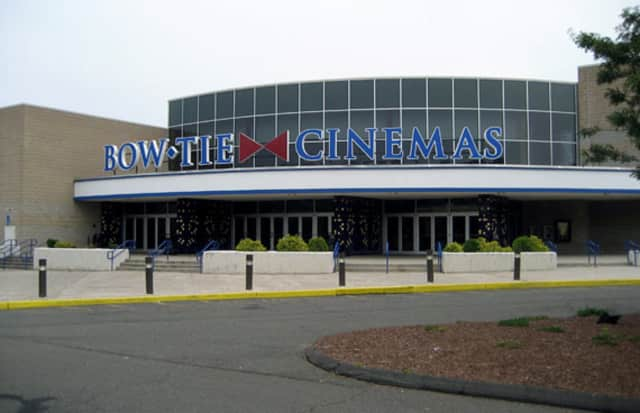 A Norwalk man was arrested after he beat his girlfriend in the parking lot of the Bow Tie Cinema in Trumbull.